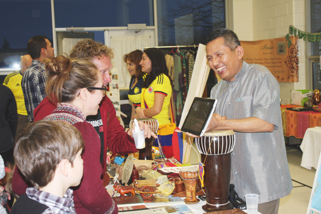 FIRST EVER ST.THOMAS CULTURAL BAZAAR